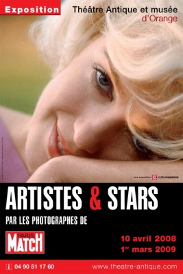 Expo : le portrait vu par Paris Match