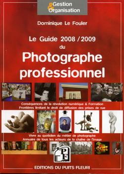 Livre : le métier de photographe