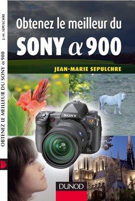 Livre : à la découverte du Sony A900