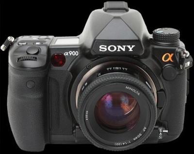 Test : le Sony A900 et les hauts ISO