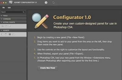 Astuce : Adobe Configurator