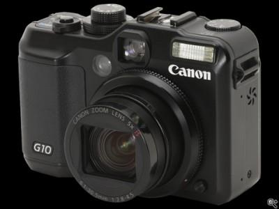 Test : un compact expert, le Canon PowerShot G10