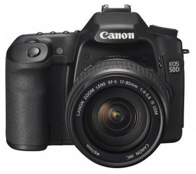 Test : le Canon EOS 50D chez Dpreview