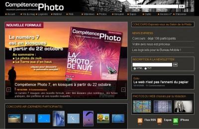 Site : Compétence Photo