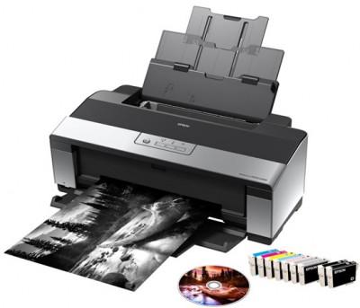 Test : l'imprimante Epson Stylus Photo R2880