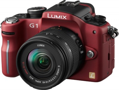 Test : le Panasonic Lumix G1
