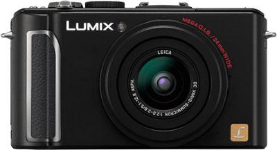 Test : le compact Panasonic Lumix LX-3