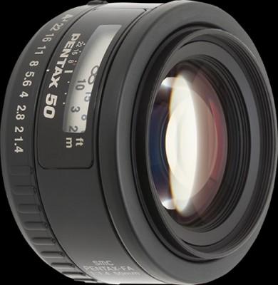 Test : l'objectif Pentax smc P-FA 50mm f/1.4