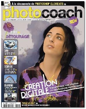 Magazine : une nouvelle revue photo