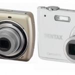 News : 2 nouveaux compacts chez Pentax
