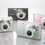 News : nouveaux compacts chez Sony