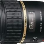 News : un objectif Tamron 60mm f/2 Macro