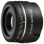 News : l'objectif Sony 30mm f2.8 Macro DT