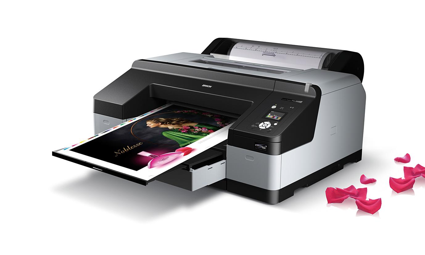 Test : l'imprimante A2+ Epson Stylus Pro 4900