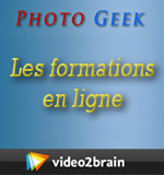 Formations du Photo Geek