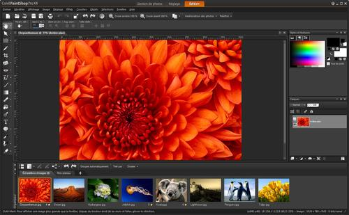 Corel Paint Shop Gratuit