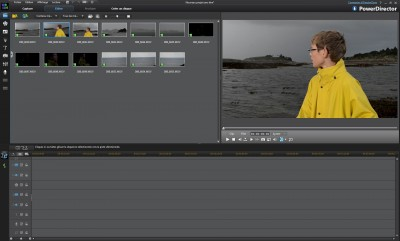 Test : monter vos vidéos avec la suite PowerDirector 11
