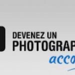 Formation : Devenez un Photographe Accompli, c'est parti !