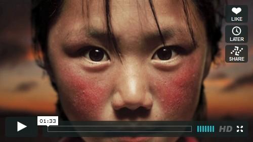 Vidéo : un petit film d'images