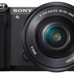 News : un compact hybride Alpha 5000 chez Sony