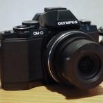 News : Olympus présente l'OM-D EM-10