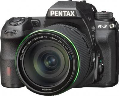 Test Pentax K-3