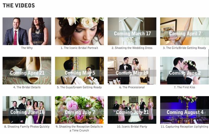 Vidéo : Profoto lance une série de vidéo sur la photo de mariage