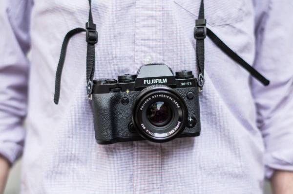Test : retour sur le Fujifilm X-T1