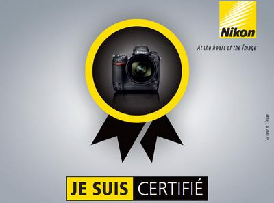 certification-occasion-Nikon-FX