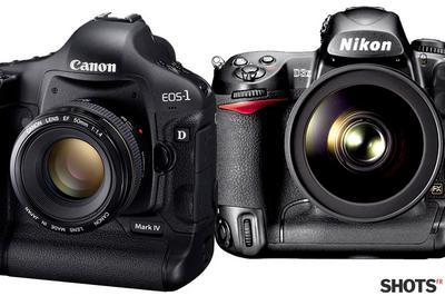 Occasion-reflex-Canon-Nikon