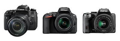 comparatif-reflex-Canon-Nikon-Pentax