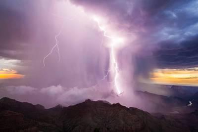 orage-Grand-Canyon
