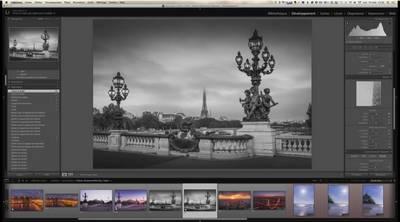 Formation : La retouche de photographies urbaines avec Lightroom