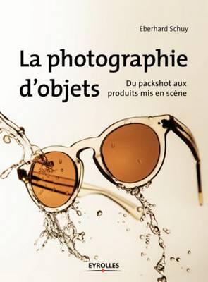 Livre la photographie d'objets