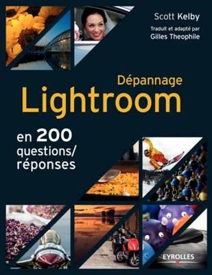 Livre Dépannage Lightroom