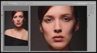 formation retouche portrait Photoshop