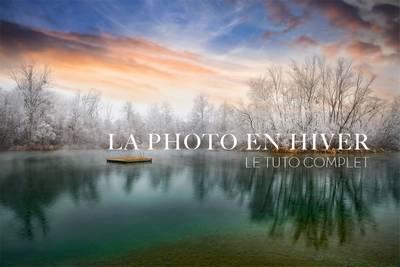 photo de paysages en hiver