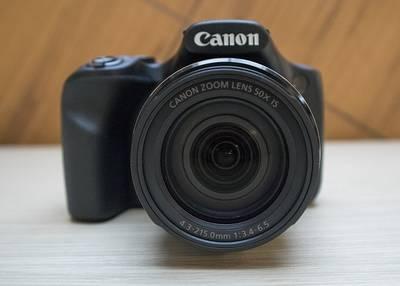 test Canon PowerShot SX540 HS