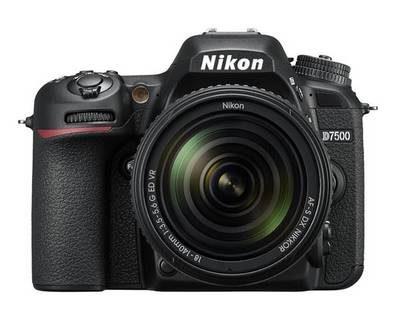 Présentation Nikon D7500