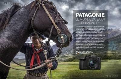 le Panasonic GH5 en reportage en Patagonie