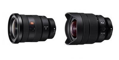 nouveaux zooms grand angle pour les Sony A7 et A9