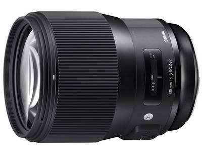 Test Sigma 135mm f/1,8 DG HSM Art