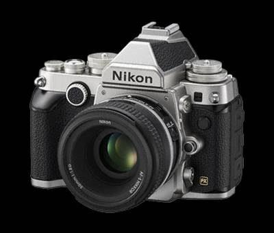 Nikon hybride