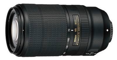 News Nikon AF-P 70-300mm ED VR