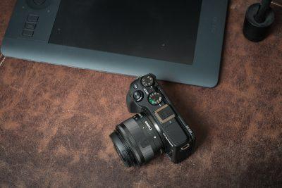 test Canon EOS M3