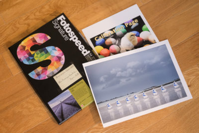 test papiers FineArt Fotospeed