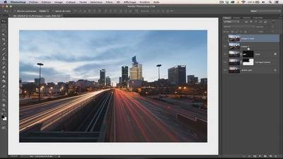 formation Paysage Urbain - workflow complet avec Photoshop