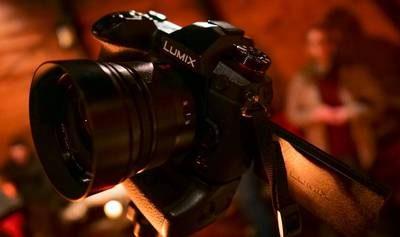 prise en main du Panasonic Lumix G9