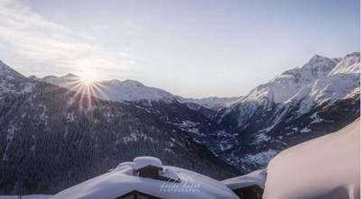 photographier la neige et les paysages enneigés