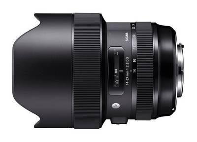 News Sigma 14-24mm f/2,8 DG HSM ART